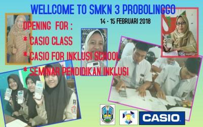 Pembelajaran Matematika dan Kegiatan Pendidikan Inklusi di SMKN 3 Probolinggo